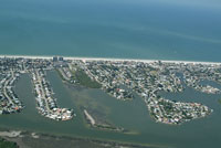 Pictures of Indian Rocks Beach waterfront homes and beachfront condos.  Indian Rocks Beach is located on the west coast of Florida in the Tampa Bay area.  Real Estate at your fingertips